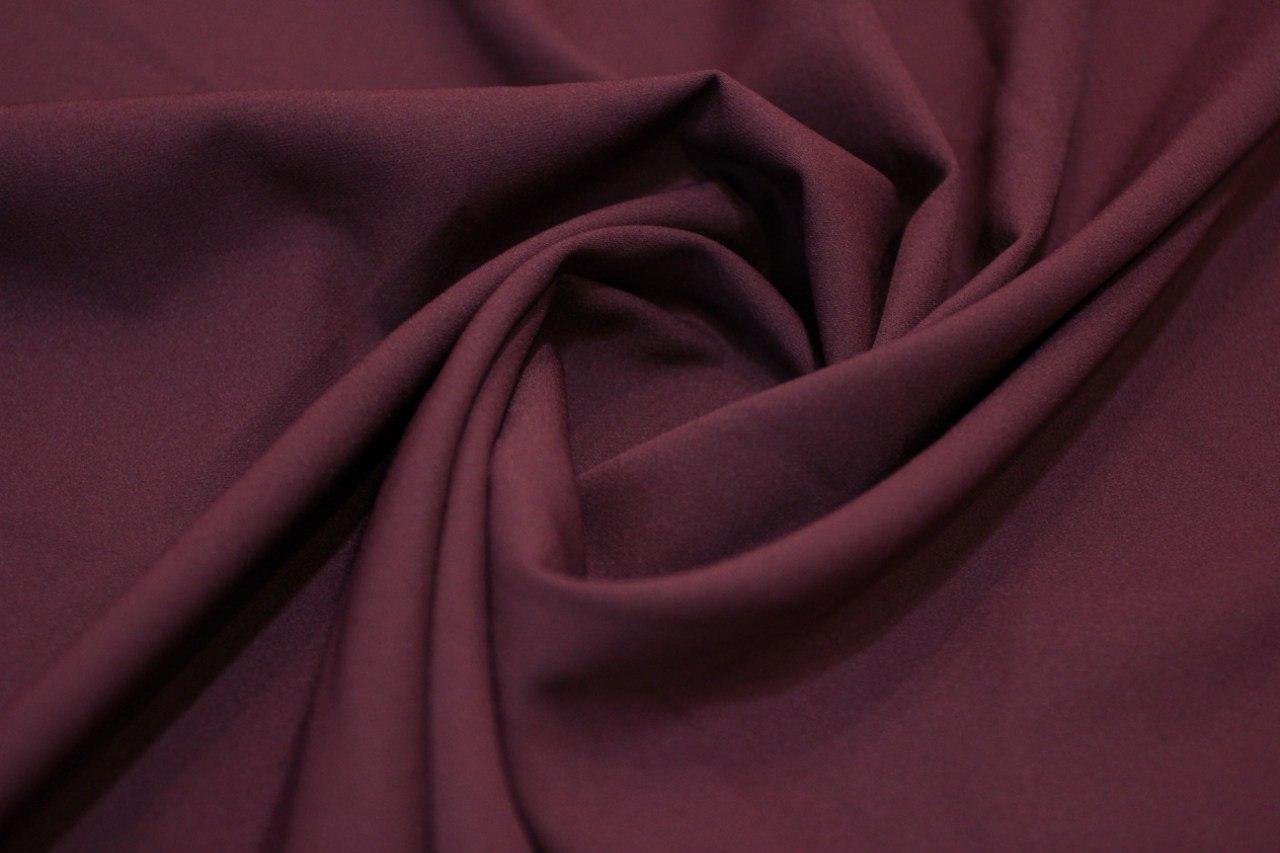 Ткань барби цвет марсала