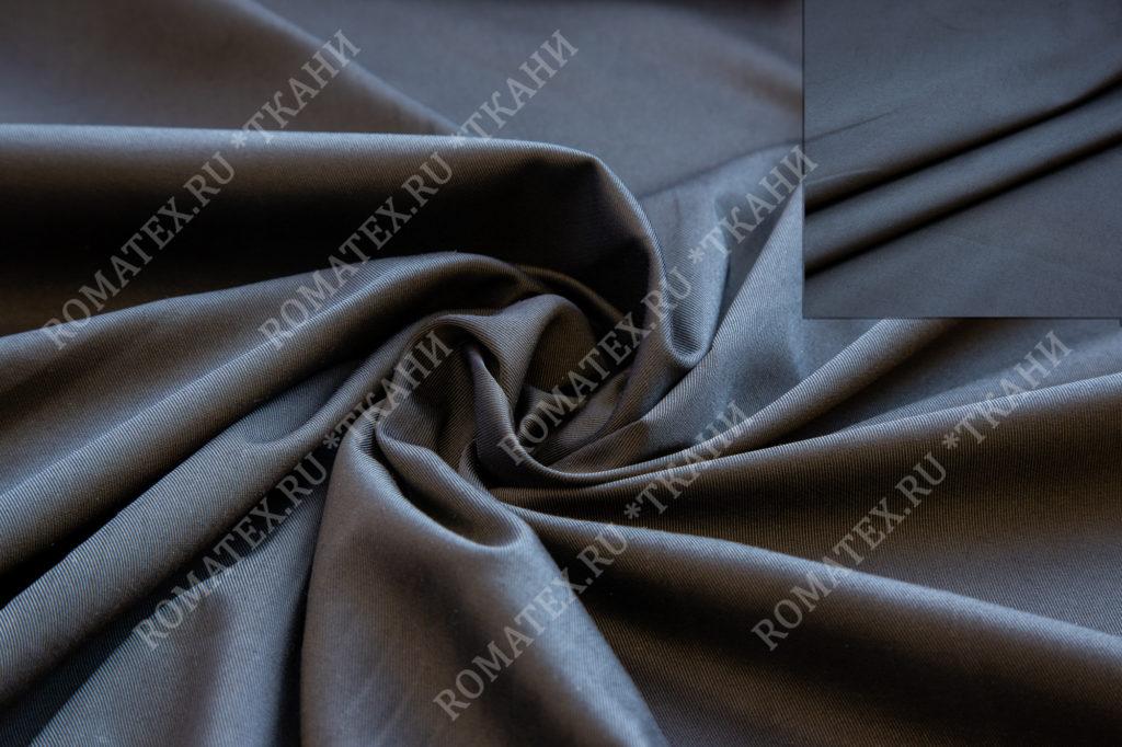 Ткань эрика цвет чёрный