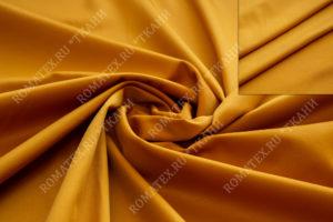 Ткань эрика цвет горчичный