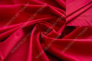 Ткань эрика цвет красный