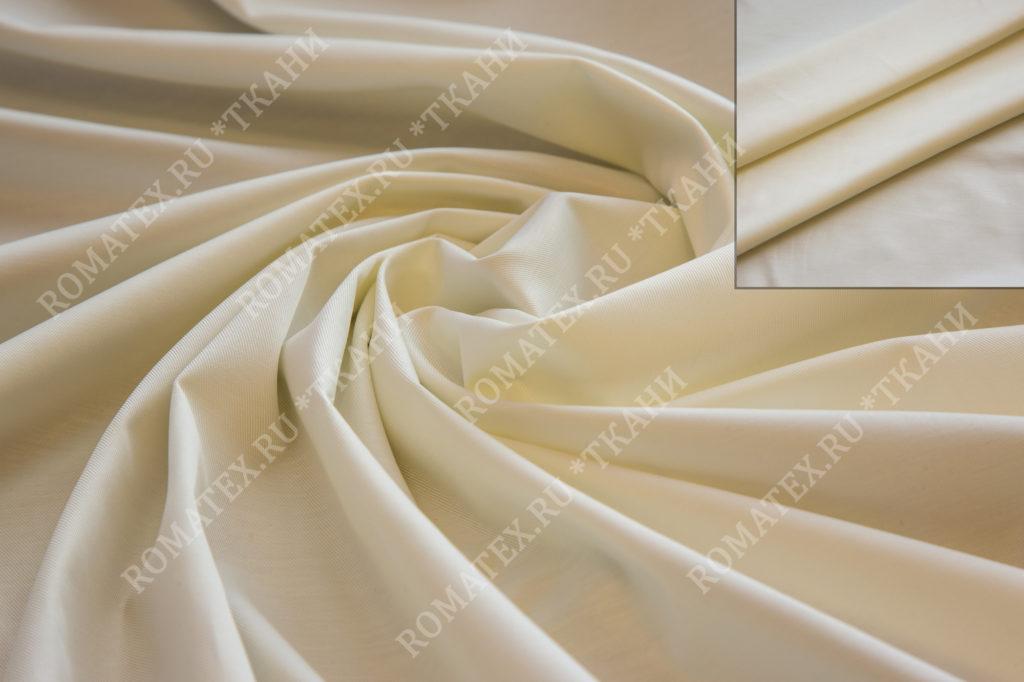 Ткань эрика цвет молочный