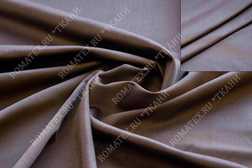 Ткань эрика цвет шоколадный