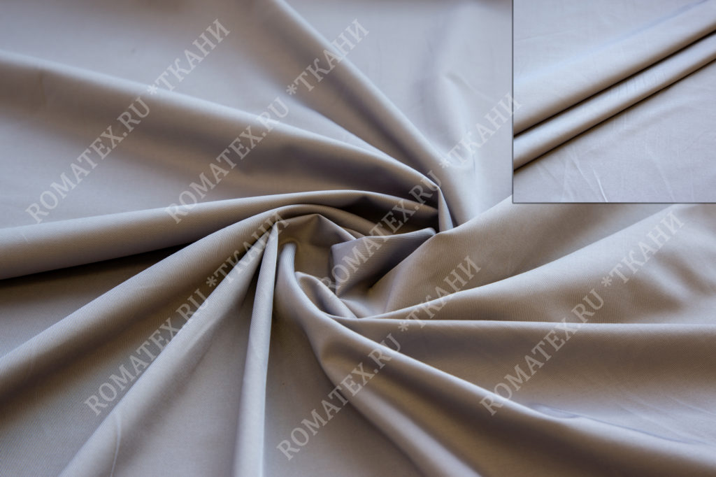Ткань эрика цвет светло-серый