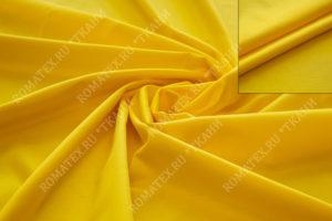 Ткань эрика цвет жёлтый