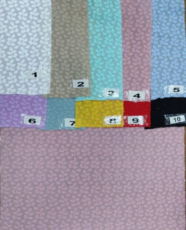 Ткань хлопок шитье цвета в ассортименте