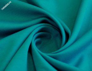 Ткань милано цвет бирюзовый