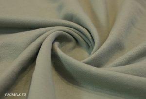 Ткань футер 3-х нитка петля цвет олива