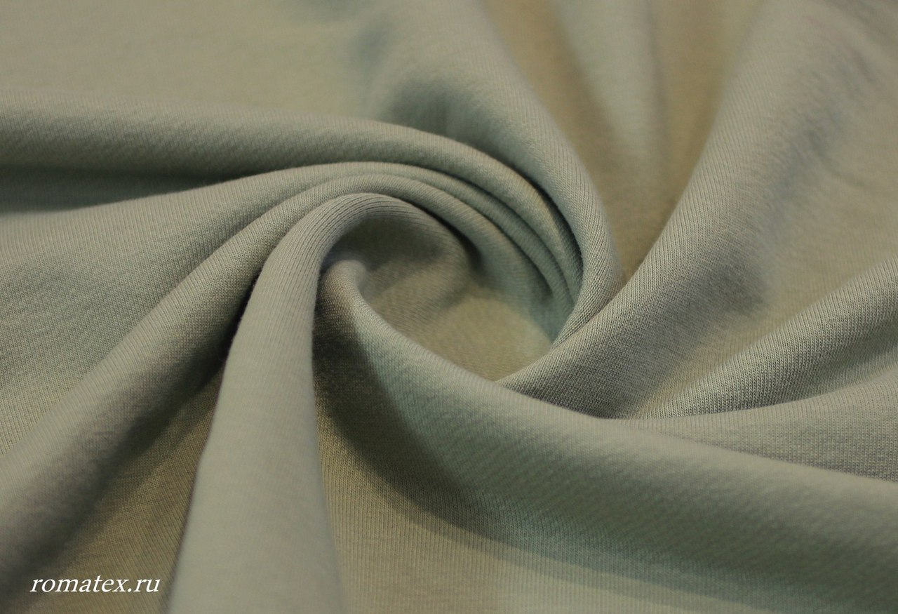 Футер 3-х нитка петля качество Пенье цвет олива