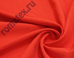 Ткань барби цвет оранжевый