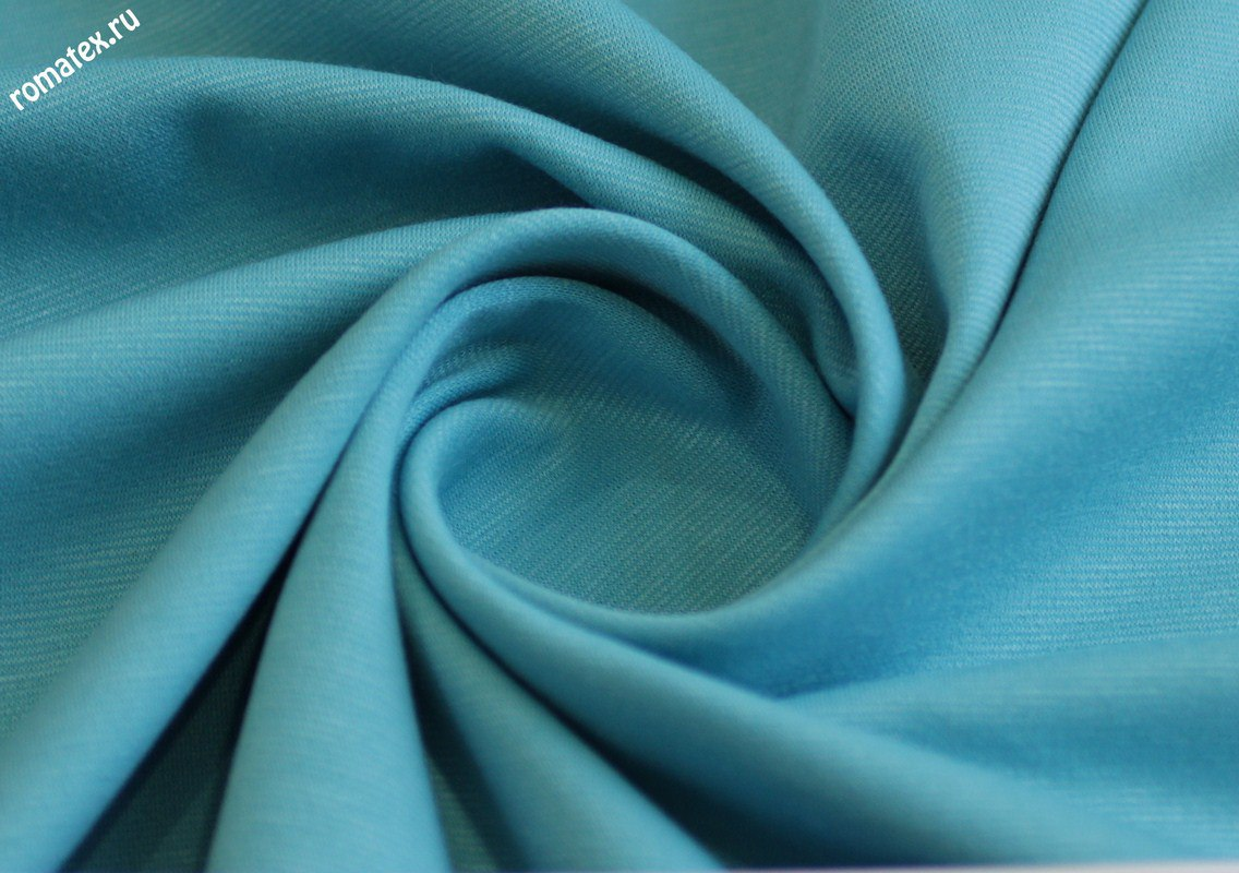 Ткань милано цвет голубой