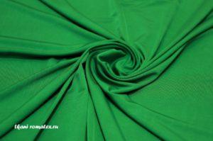 Ткань масло кристалл цвет зеленый
