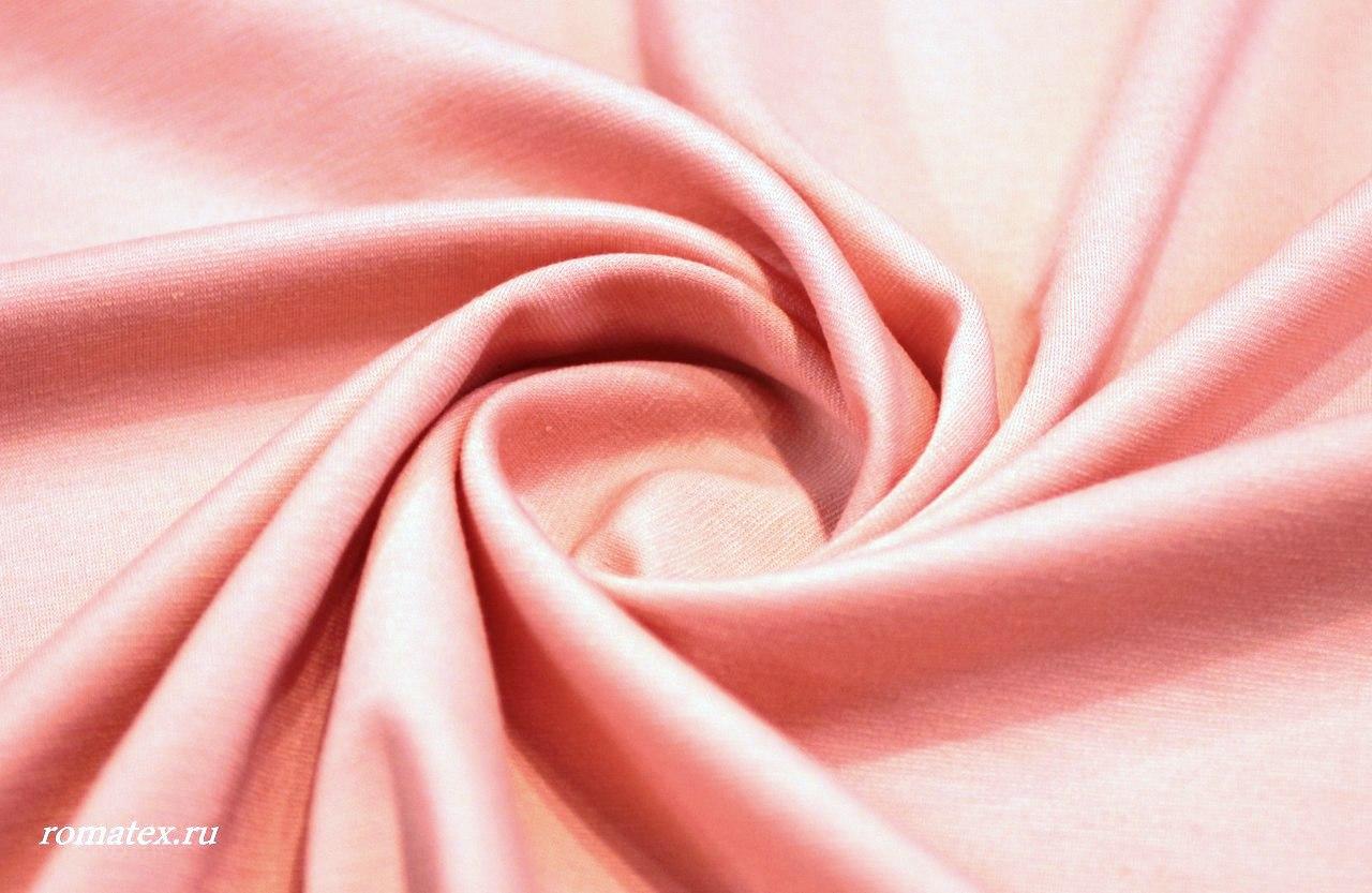 Ткань нейлон рома персиковый