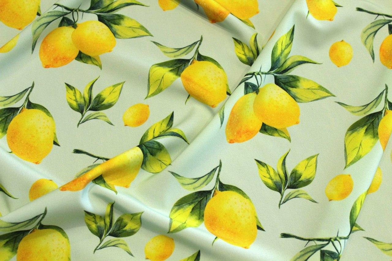 Супер Софт лимоны цвет мятный