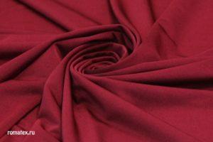 Подкладочная ткань масло кристалл цвет бордовый