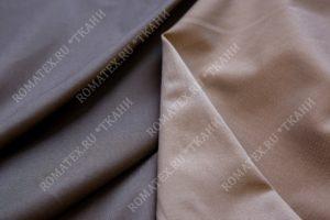 Ткань эрика цвет коричневый