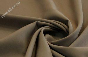 Ткань барби цвет кофейный