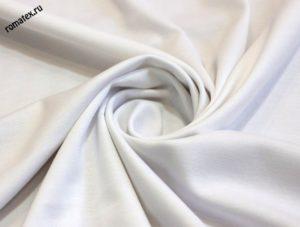 Ткань нейлон рома белый