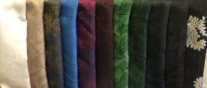 Ткань подкладочная поливискоза плотность 95 гр/м цвет в ассортименте
