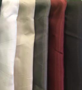 Ткань подкладочная поливискоза плотность 85 гр/м цвет в ассортименте