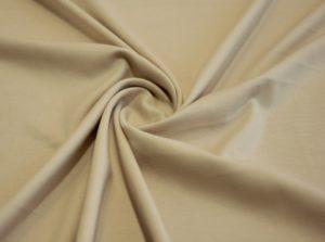 Ткань джерси цвет бежевый