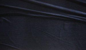 Обивочная ткань для дивана бархат стрейч цвет темно-синий