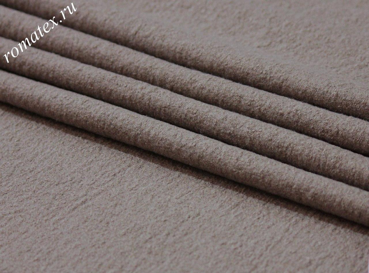 Ткань варенка пальтовая цвет бежевый