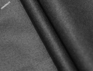 Ткань флизелин цвет чёрный плотность 40 гр/м