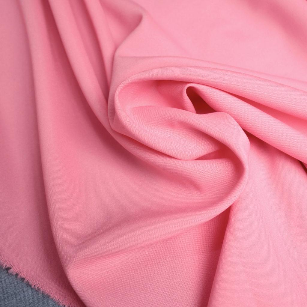 Ткань масло кристалл цвет розовый
