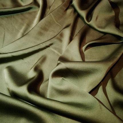 Ткань армани шелк цвет хаки