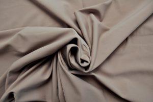 Ткань бифлекс матовый бежевый