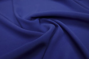 Ткань армани шелк цвет индиго