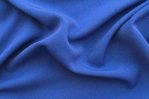 Ткань ниагара цвет васильковый