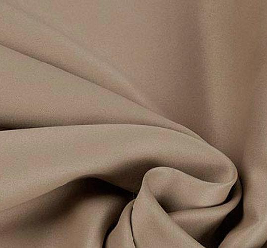 Ткань водолаз цвет кофейный