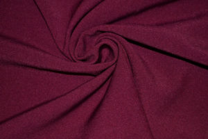 Ткань ниагара цвет бордовый