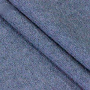 Ткань варенка пальтовая цвет индиго