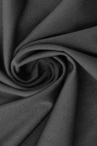 Ткань бифлекс матовый цвет черный
