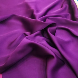 Ткань армани шелк цвет фиолетовый