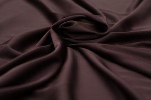 Ткань армани шелк цвет шоколад