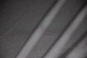 Ткань джерси цвет черный