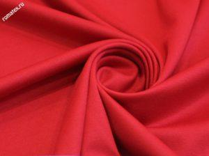Ткань академик цвет коралловый