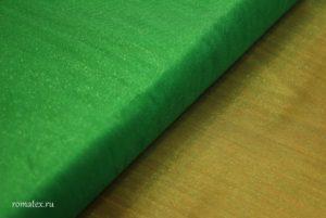 Ткань сетка металлик цвет зеленый