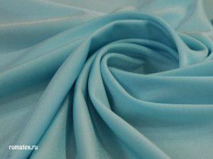 Ткань бифлекс цвет светло голубой