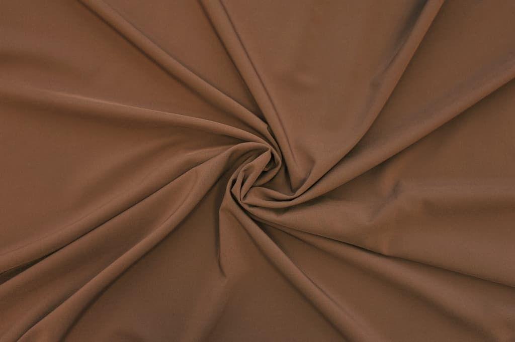 Ткань ниагара цвет кофейный