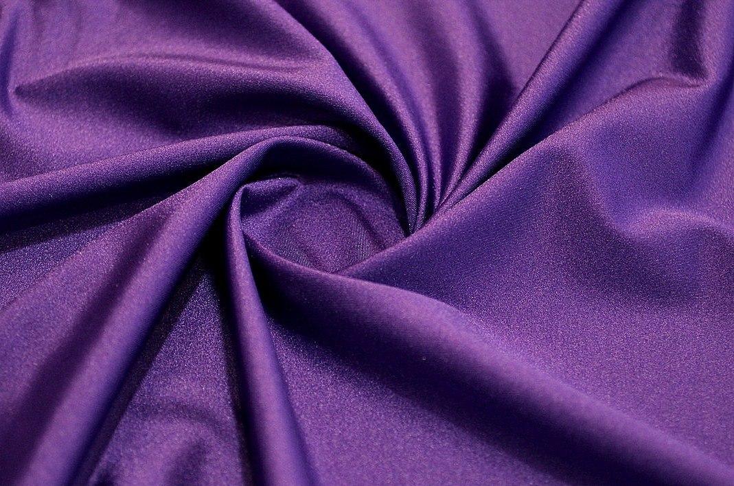 Ткань бифлекс цвет фиолетовый