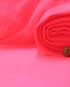 Ткань ниагара цвет розовый