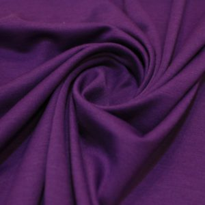Ткань водолаз цвет баклажан