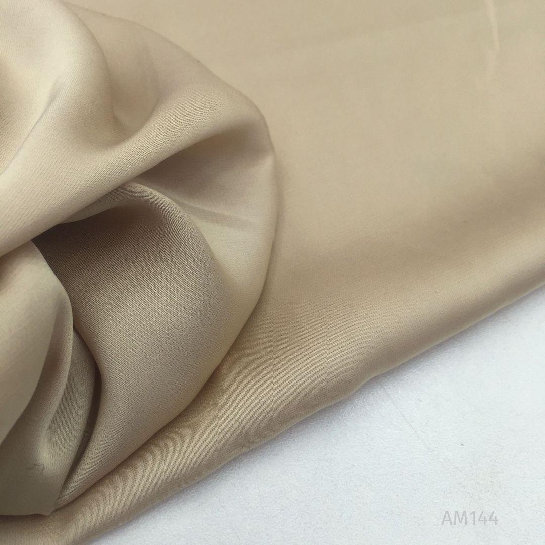 Ткань армани шелк цвет светло бежевая