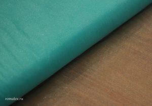 Ткань сетка металлик цвет мятный