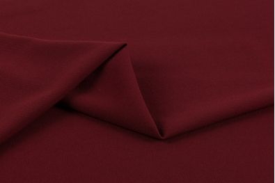 Ткань водолаз цвет бордовый