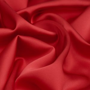 Ткань армани шелк цвет красный